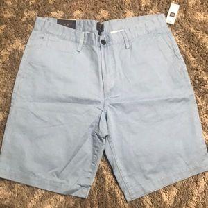 Gap Khakis Size 36 Men's Blue Shorts. NWT